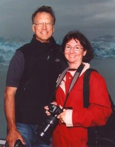 Anne Vipond in Alaska