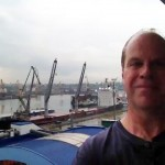 Martin reports from Constanta on a very cloudy day.