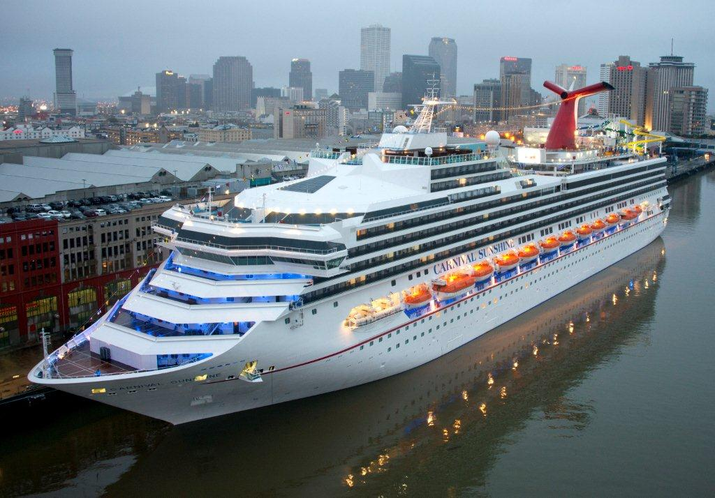 Ocean Cruise Guides  Carnival Sunshine To Be Yearround