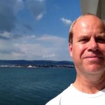 Martin Gerretsen finishes his cruise in the Black Sea from Nessebur, Bulgaria.