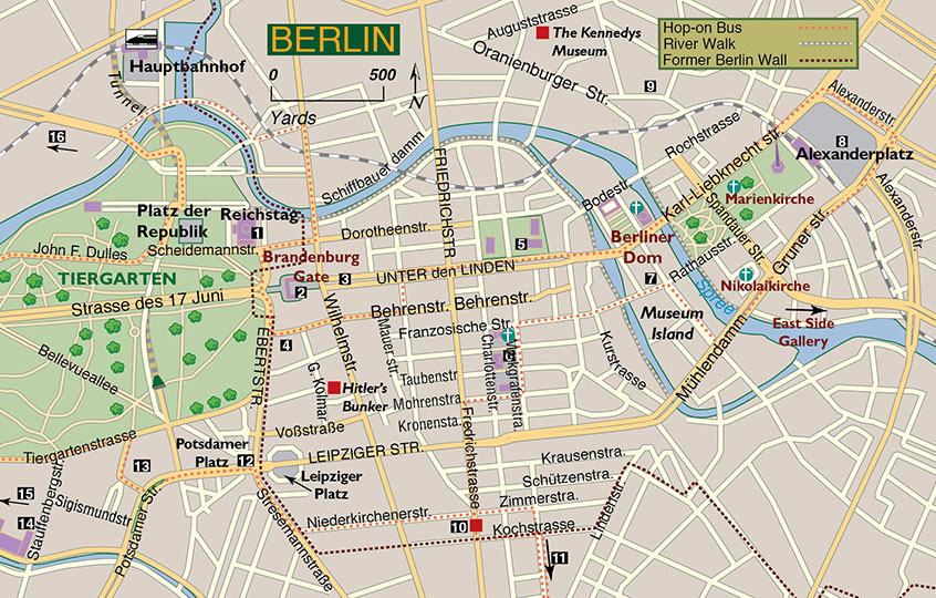 Ocean Cruise Guides Berlins Renaissance