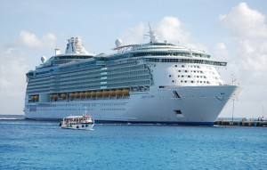 Ocean Cruise Guides  Largest Cruise Ship Ever To Sail From Texas